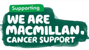 The Macmillan charity logo