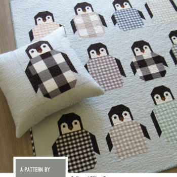 A picture of Penguin Party quilt