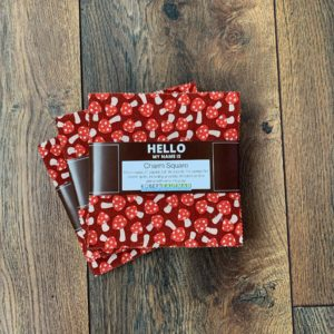 "A photo of ""Berry Season"" Charm pack by Elizabeth Hartman"