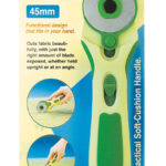 A picture of a Clover rotary cutter
