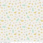A picture of Milk and Honey fabric from Riley Blake Designs