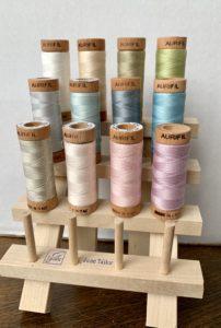 A picture of Aurifil thread
