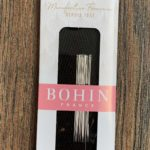 A picture of Bohin needles