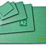 A picture of an A2 cutting mat