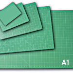 A picture of an A1 size cutting mat