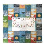 Whatever The Weather Scrumptious Squares by Lewis and Irene £32.95