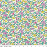 A picture of Liberty fabrics Flower Show Summer fabric